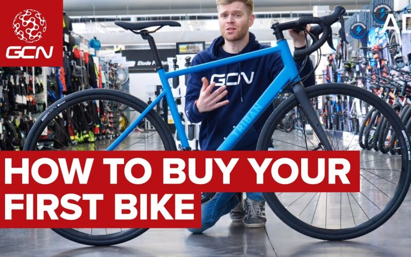 GCN's Guide To Buying Your First Road Bike