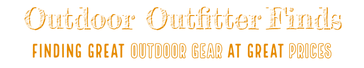Outdoor Outfitter Finds